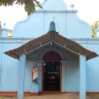 Taluka Dapoli Tourism St Anne church1-min