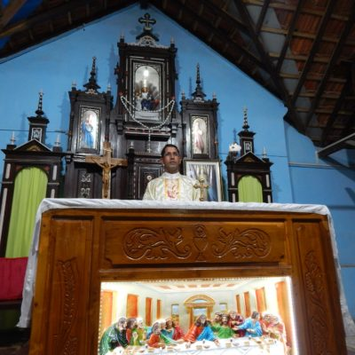 Taluka Dapoli Tourism St Anne church2-min