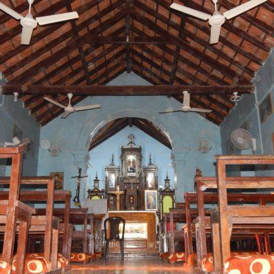 Taluka Dapoli Tourism St Anne church3-min