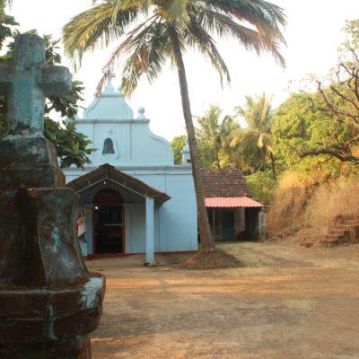 Taluka Dapoli Tourism St Anne church5-min